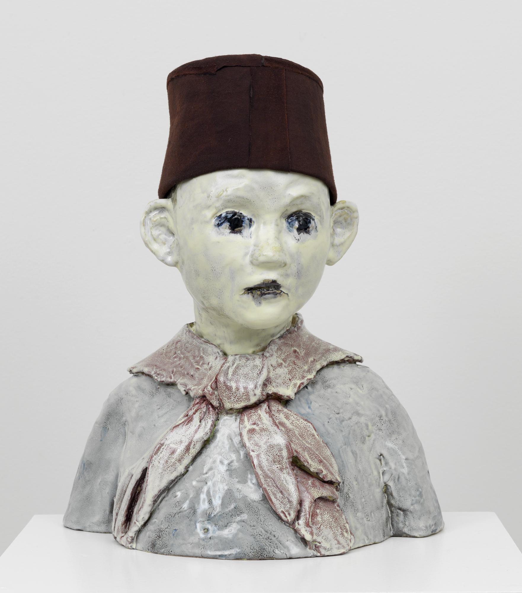 claire tabouret sculpture
