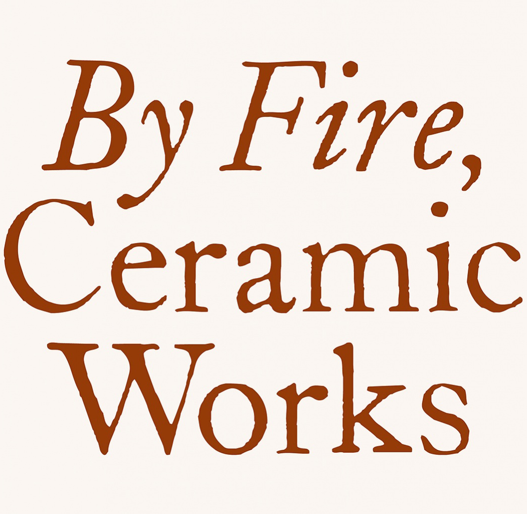 By Fire, Ceramic Works